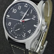 Alpina Startimer Pilot Manufacture Steel 44mm
