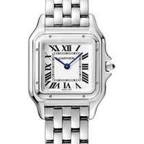 Cartier Panthère Steel 27mm Silver Roman numerals United States of America, California, Los Angeles