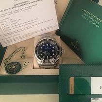 Rolex Sea-Dweller Deepsea b blu