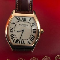 Cartier Tortue occasion 38mm Or rose