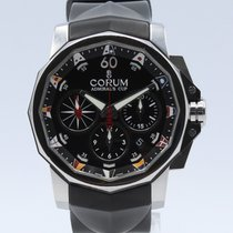 Corum Admiral's Cup (submodel) usados 44mm Negro Caucho