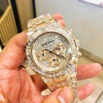 Audemars Piguet Royal Oak Chronograph Baguette Diamond