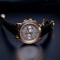 파텍필립Complications,새 시계/미 사용,정품 박스 있음, 서류 원본 있음,42 mm,핑크골드