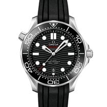 Omega Seamaster Diver 300 M 210.32.42.20.01.001 Nieuw Staal 42mm Automatisch