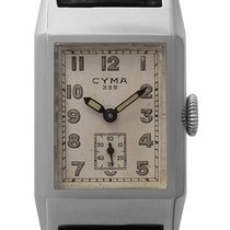 Cyma 1379 1935 pre-owned
