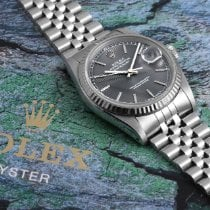 Rolex Datejust (Submodel) pre-owned 36mm Steel