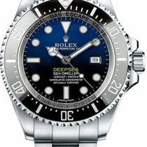 Rolex Sea-Dweller Deepsea použité 44mm Ocel