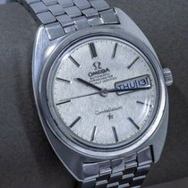 Omega Constellation Steel 34mm Silver United Kingdom, London