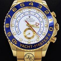 Rolex Yacht-Master II Geelgoud 44mm Goud