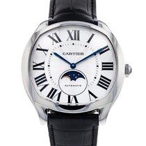 Cartier Drive de Cartier pre-owned 41mm Steel