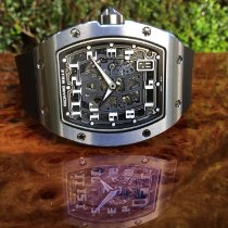 Richard Mille Titanium Automatic RM67-01 Ti new