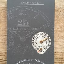 A. Lange & Söhne Langematik Perpetual 2002 pre-owned