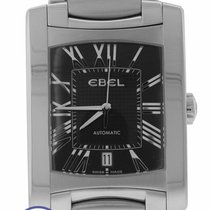 Ebel Steel 44mm Automatic 9120M41 pre-owned United States of America, New York, Lynbrook