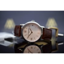 Baume & Mercier Classima Steel 33mm White