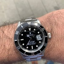 Rolex 16610 Steel 1994 Submariner Date 40mm pre-owned