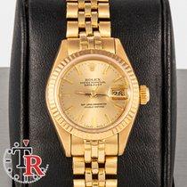 Rolex Oro amarillo Automático Oro 26mm usados Lady-Datejust