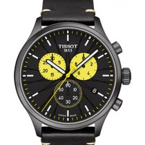 Tissot Steel 45mm Quartz T1166173605111 new