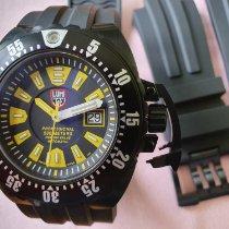 Luminox Deep Dive Aço 44mm Amarelo Sem números