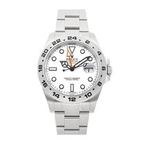 Rolex Explorer II Steel 42mm White No numerals United States of America, Pennsylvania, Bala Cynwyd