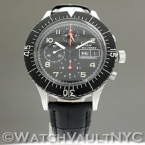 Sinn 156 Steel 44mm Black United States of America, New York, White Plains