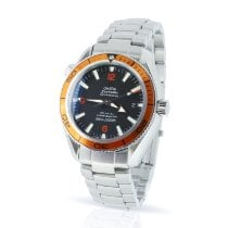 Omega Steel Automatic 2908.50.38 pre-owned