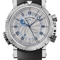 Breguet 5847BB/12/5ZV White gold Marine 45mm new