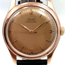 Piaget Red gold Automatic pre-owned