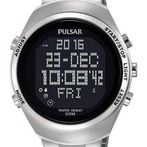 Pulsar Acier 46mm Quartz nouveau