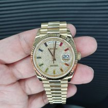 Rolex Day-Date 36 128238 New Yellow gold 36mm Automatic Singapore, Singapore