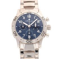 Breguet Type XX - XXI - XXII White gold 39.5mm Blue United States of America, California, Beverly Hills