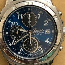 Seiko 40mm Quartz 7T92-0CA0 pre-owned