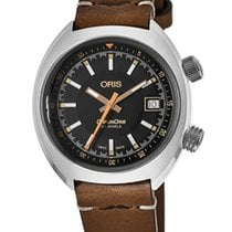 Oris Chronoris Black