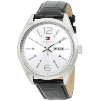 Tommy Hilfiger Steel 44mm Quartz 1791060 new United States of America, New York, Brooklyn