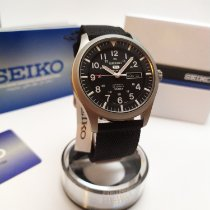 Seiko 5 Sports Steel 42mm Black
