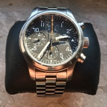 Fortis 638.10.11 M Acero 2001 B-42 Official Cosmonauts 42mm usados