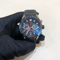 TAG Heuer Carrera new 2020 Automatic Chronograph Watch with original box and original papers CBG2A10.FT6168