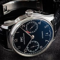 IWC Portuguese Automatic IW500109 2017 pre-owned