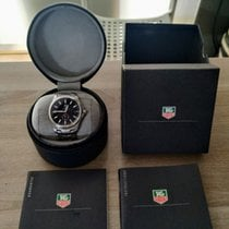 TAG Heuer Link Calibre 6 WJ2110 Very good Steel Automatic