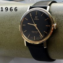Omega Seamaster DeVille Золото/Cталь 34,5mm Чёрный Без цифр Россия, Балашиха