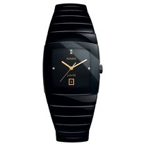 Rado Ladies R13725712  Sintra 4 Diamonds Jubilé M Quartz Watch