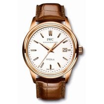IWC Ingenieur Automatic Rose gold 42.4mm Silver United States of America, Pennsylvania, Holland