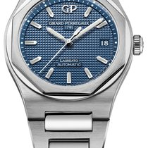 Girard Perregaux 81005-11-431-11a Steel 2021 Laureato 38mm new United States of America, New York, Airmont