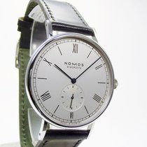 NOMOS Ludwig Automatik Staal 40mm Romeins