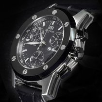 Meyers Fly Racer Chronograph-Mens Wristwatch