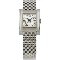 Bedat & Co | A Lady's Stainless Steel Rectangular...