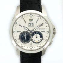 Girard Perregaux Traveller Dual Time Automatic Moon Watch Ref....