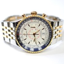 Breitling Montbrilliant Legende 47mm Stainless Steel and 18K...