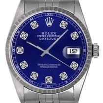 Rolex Datejust Turn-O-Graph 36mm Kék