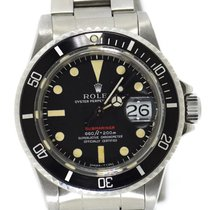 Rolex Submariner Red Line MKIV Dial