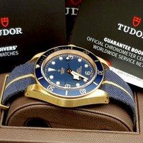 Tudor Black Bay Bronze Bucherer Edition-Unworn 2018
